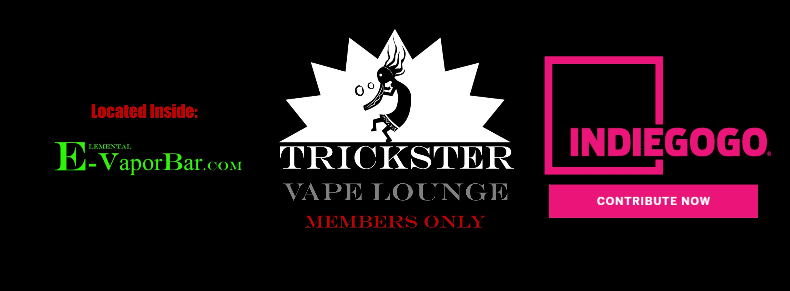 Private Vape Lounge in Elemental Vapor Bar